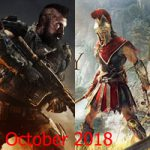 Top 5 Video Games That Are Coming This October