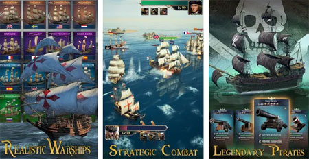 Age of Sail: Navy & Pirates Walkthrough and Gameplay – 9Puz Gaming News
